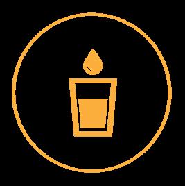 Haarla icons website Drinking water